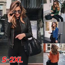 Fashion, Winter, ladiesjacket, slim long