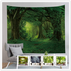 mostcolorfultapestry, Decor, foresttapestry, Wall Art