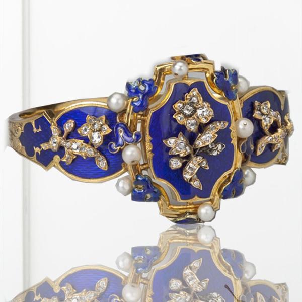 roseflowerring, Blues, DIAMOND, wedding ring