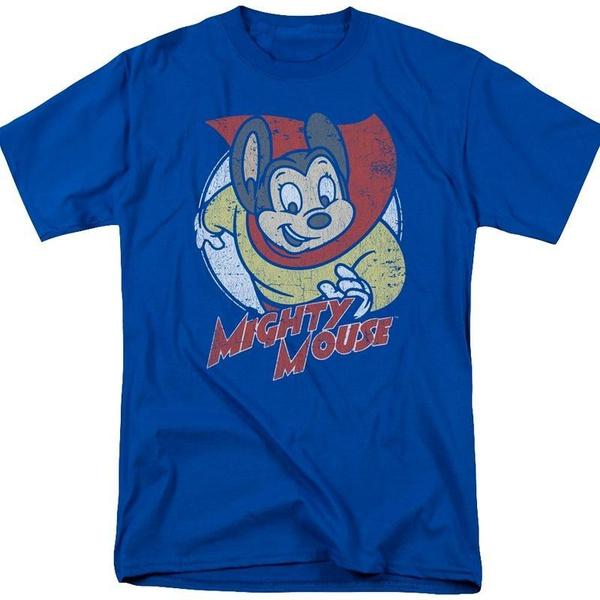 menfashionshirt, vintagemightymousetshirt, Vintage, Plus size top