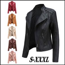 jacketcoatwomen, blackleatherjacket, Fashion, womensleatherjacket