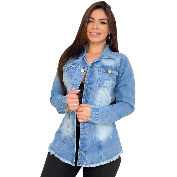 jaquetajeansfeminina, Jeans, jaquetajeansplussizefeminina