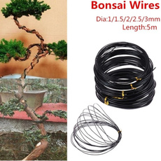 Bonsai, Plants, Wire, gardenaluminumwire