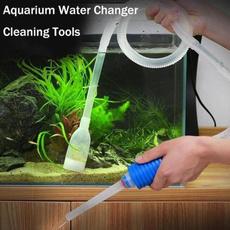 suctionpipe, Tank, fish, Vacuum