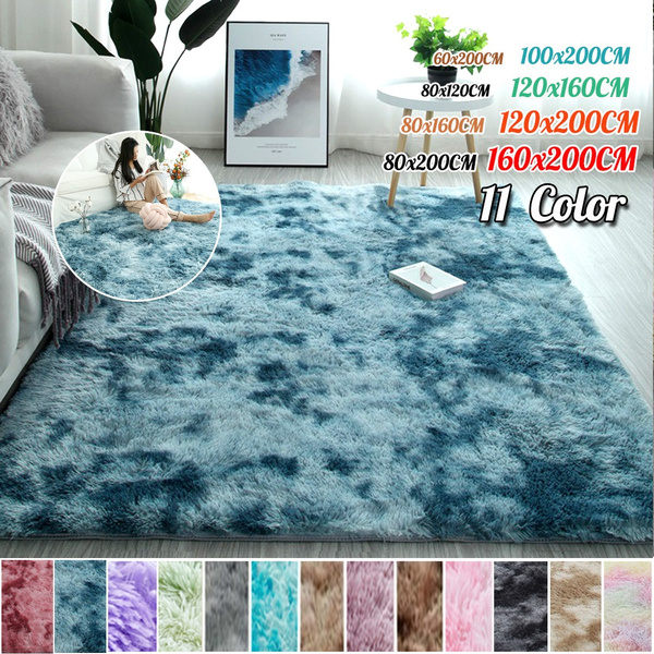 rainbow, bedroomcarpet, antiskidrug, Home & Living