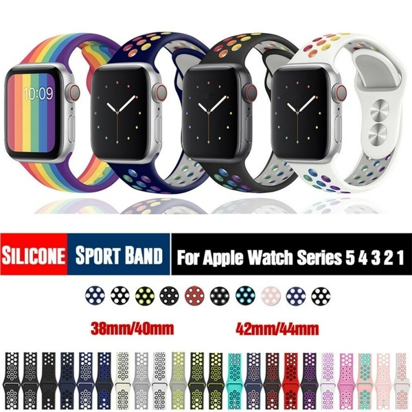 applewatchseries4watchband, Jewelry, applewatchseries5band, Silicone