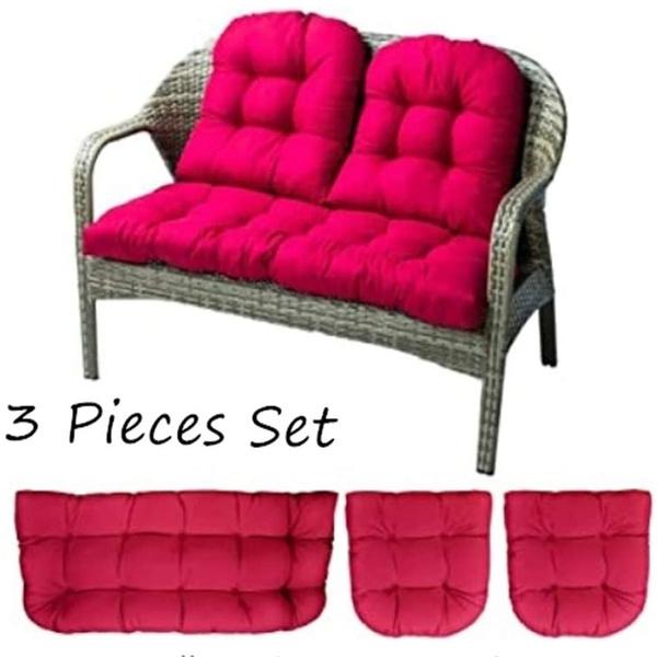 Garden, backrest, longchair, bench
