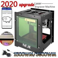 Mini, lasercuttermachine, Printers, Laser