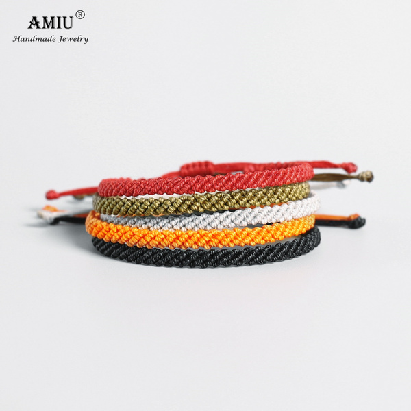 Rope, Wax, macrame, Jewelry