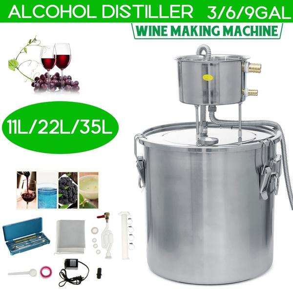 Steel, distilledwineequipment, Stainless Steel, hydrosolmachine
