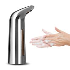 usersmanual, Bathroom, intelligentinfraredsensor, autosoapdispense