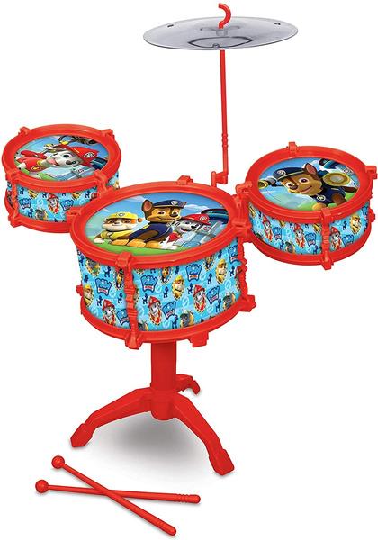 what, Set, drum, paw