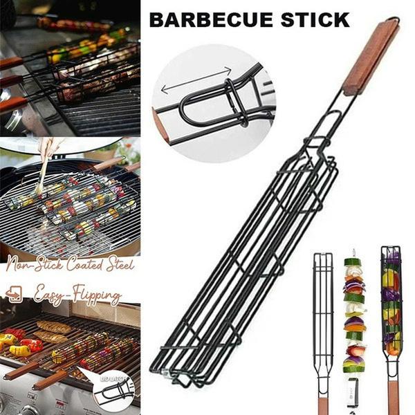 nostickbasket, barbecuebasket, Kitchen & Dining, outdoorbbq