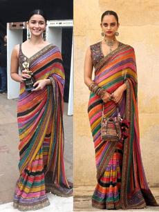 blouse, sari, Dresses, alia
