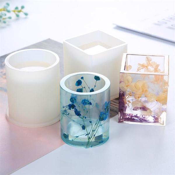 transparentpenholder, Flowers, Jewelry, siliconepenholder