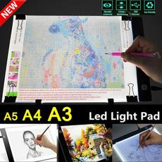 paintingpad, 5ddiamondpaintingboard, DIAMOND, led
