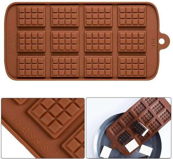 Mini, Silicone, siliconebakingmold, chocolatemould