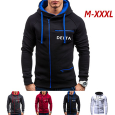 Casual Hoodie, Fashion, Casual sweater, Jacket