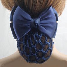 bowknot, hairbun, Cover, Women's Fashion