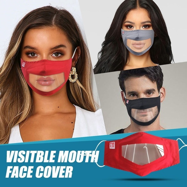 transparentprotectivemask, Outdoor, washablemask, tpumask