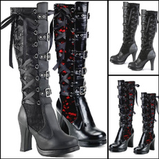 Fashion, gothic lolita, Halloween, strap