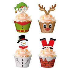 cakeinsert, Cup, Christmas, cakecup