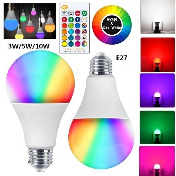 Light Bulb, Home & Kitchen, led, Home & Living