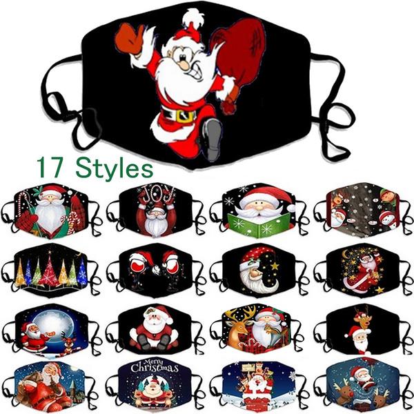 elkprintmask, Christmas, Festival, christmasmask