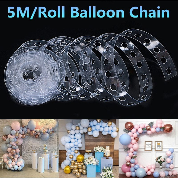 birthdaypartydecor, partybackgrounddecoration, Chain, balloonchain