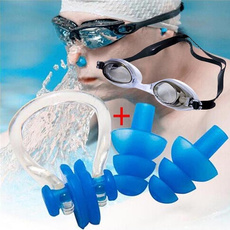 Goggles, swimmingnoseclip, swimmingearplug, Waterproof