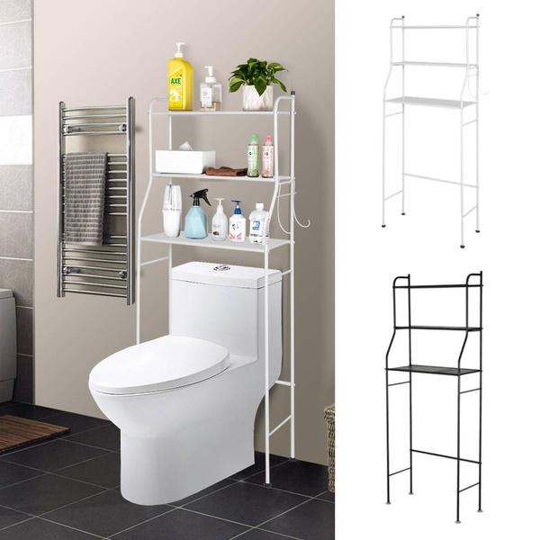 overtoiletshelf, storagerack, Bathroom, Towels