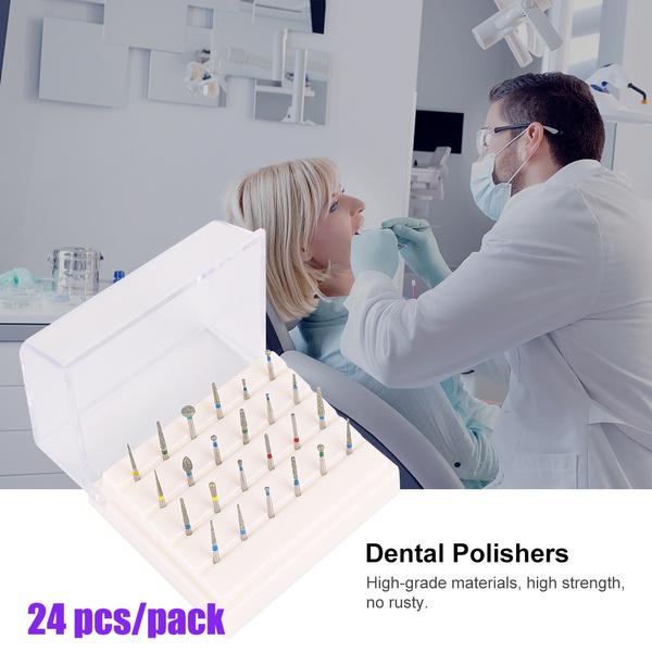 dentalpolisher, highspeedbur, tungstensteelbur, oraldentalcare