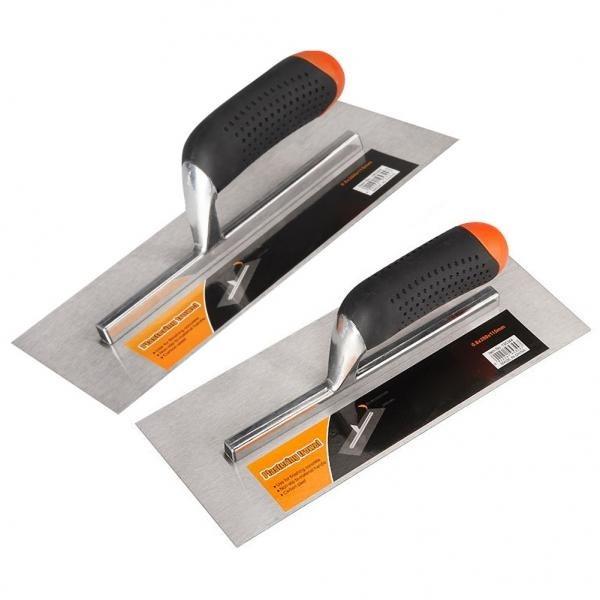 Steel, plastering, Handles, Blade