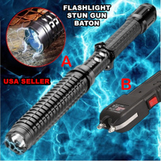 Flashlight, Exterior, led, Electric