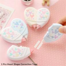 Heart, School, Love, cutecorrectiontape