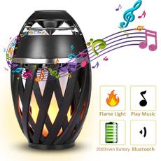 outdoorspeaker, flamelampspeaker, flamelightsbluetoothspeaker, Bass