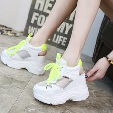 ventilation, 2020, Shoes, white