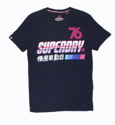 Navy, superdry, T Shirts, Fashion