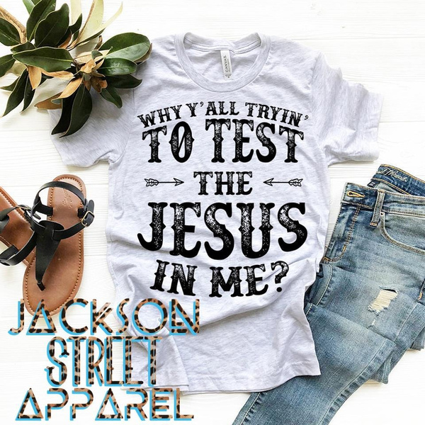 jesusshirt, distressed, jesus, Bella
