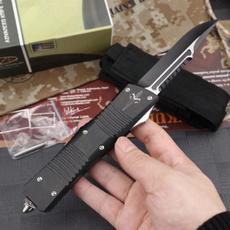 Steel, Mini, outdoorknife, otfknife