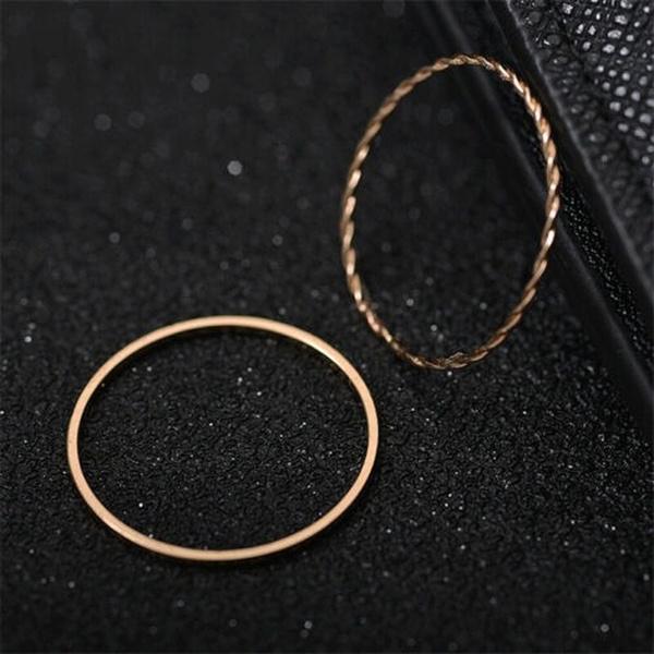 thinring, wedding ring, Simple, slim