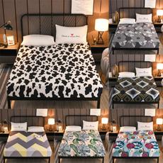 Leopard, beddingsheet, Home, mattress