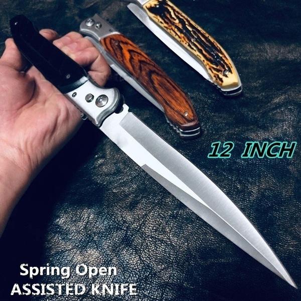 pocketknife, otfknife, switchbladeknife, Combat