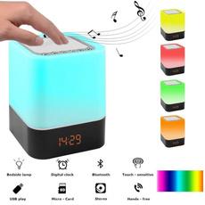 Lighting, lights, Wireless Speakers, Clock