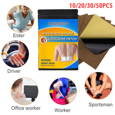 First Aid, rheumatic, lidocainepatch, swelling