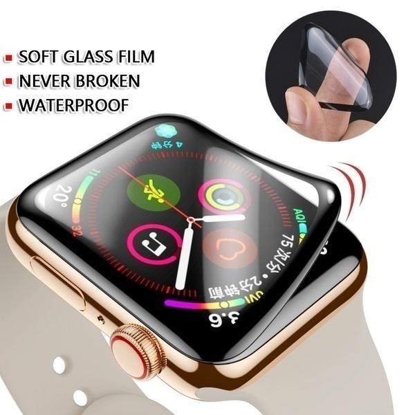 iwatchscreensaver, iwatch4screenprotector, iwatch44mmband, Apple