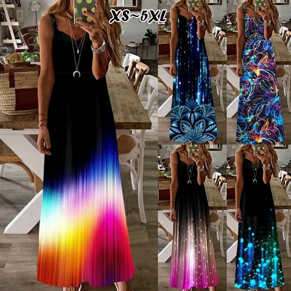 Deep V-Neck, Swing dress, Vest, Fashion