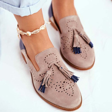 casual shoes, dress shoes, Tassels, shoes for womens