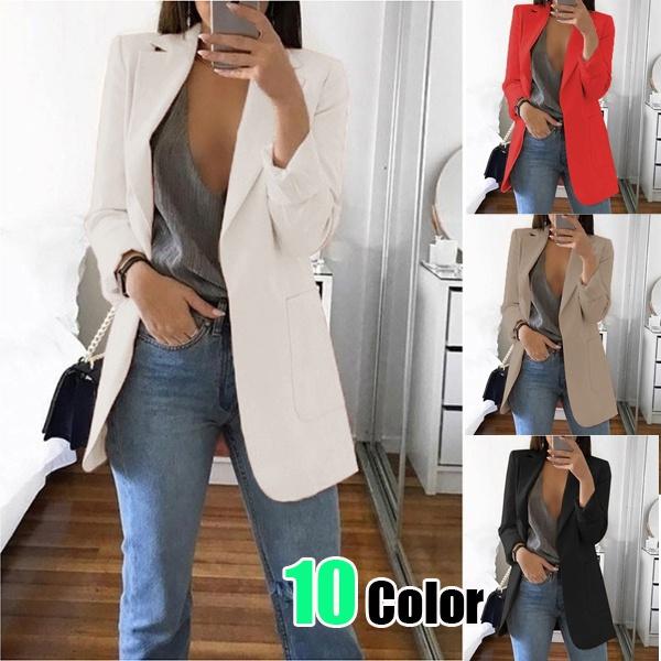 Fashion, Ladies Fashion, Coat, Slim Fit