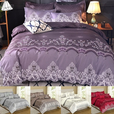 King, Lace, Home & Living, lacebeddingkingsizequiltcover